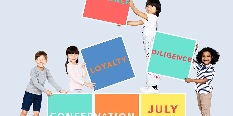 Summer Camp: July 20 - 24