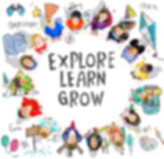 Explore, Learn, Grow