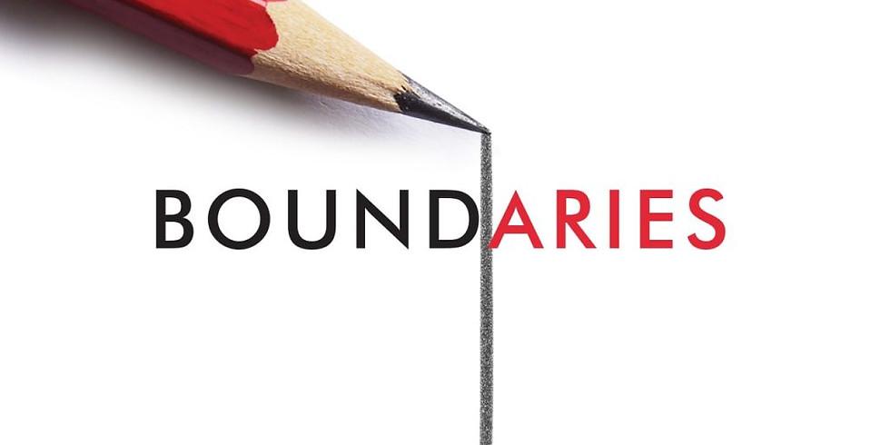 Boundaries Workshop