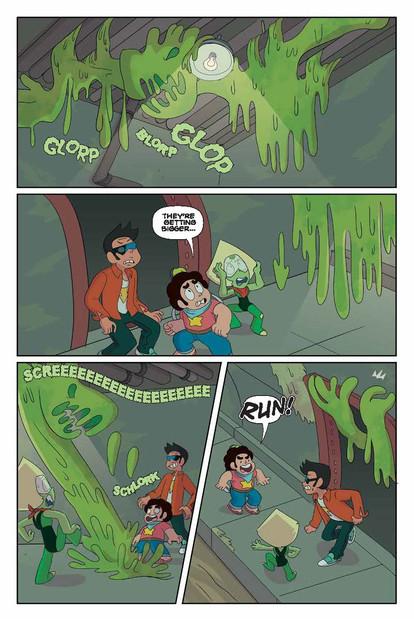 Steven Universe OGN Vol 5 COLORS & LETTE