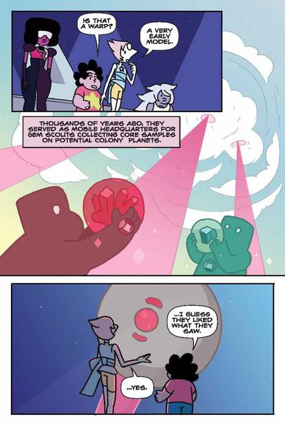 Steven Universe OGN v2 Anti-Gravity INT