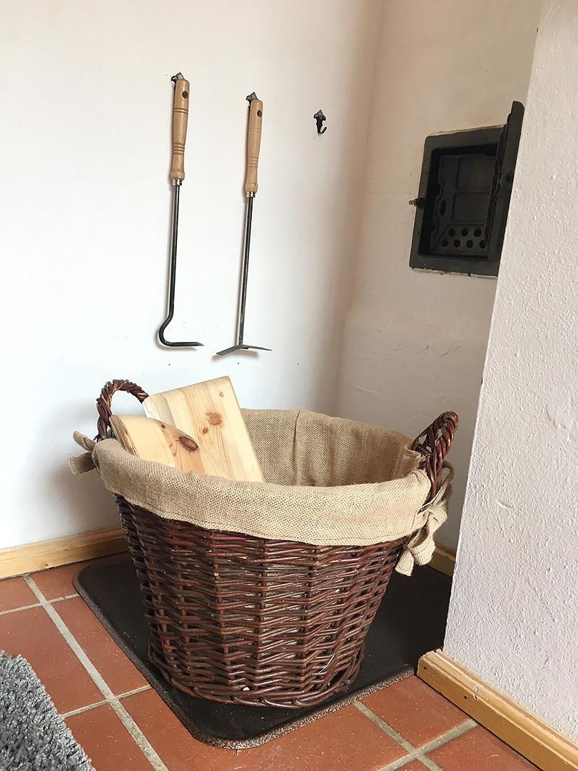 Tiroler Kaminofen
