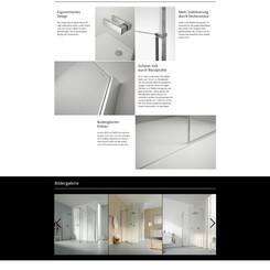 Konzeption und Gestaltung Webseite | Koralle