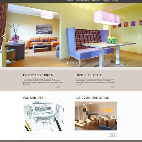 Webseitengestaltung Vinke + Heidbreder