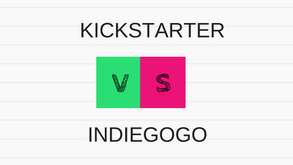 Kickstarter vs Indiegogo: Which One is For You?