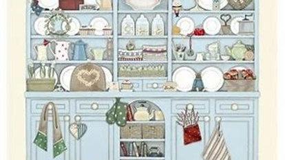 Sally Swannell  'Dresser' greeting card