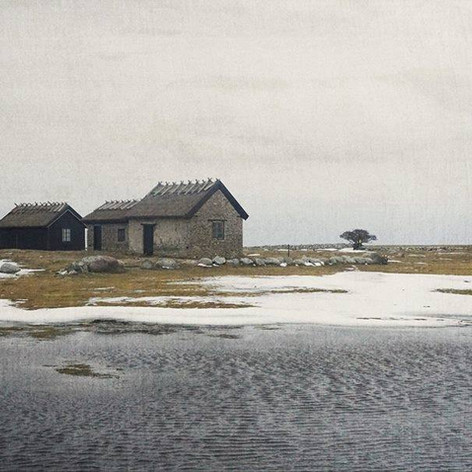 Impressionism of a Lansdscape-Alvaret I.