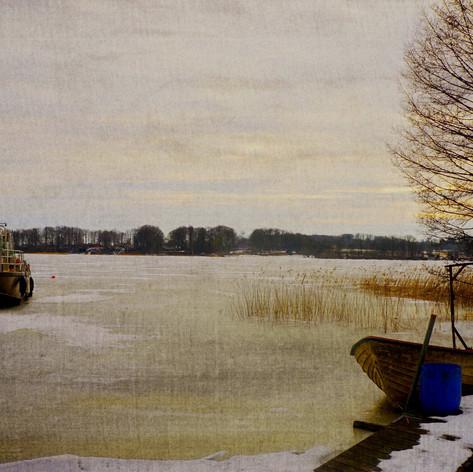Impression(ism) of Landscape-Golden light