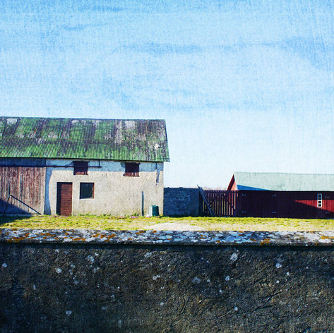 Impression(ism)of Landscape-The Farm