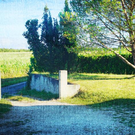 Impression(ism) of Landscape-La Maison de Campagne