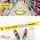 Thumbnail: Non Slip Covid-19 Foor Stickers 5/10 Pack