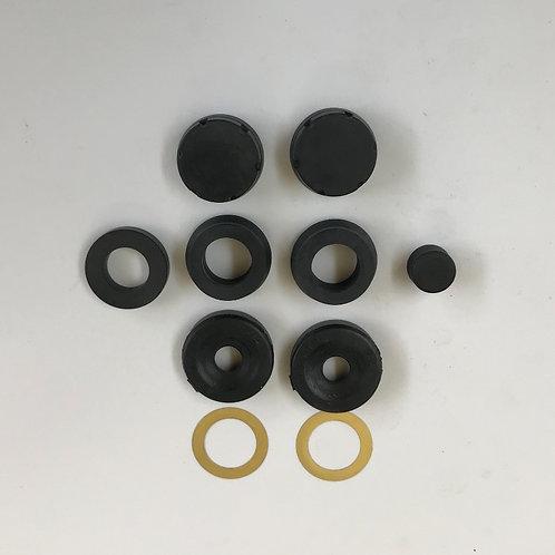 "Master Cylinder Rebuild Kit - 1958-1963 - 7/8"""