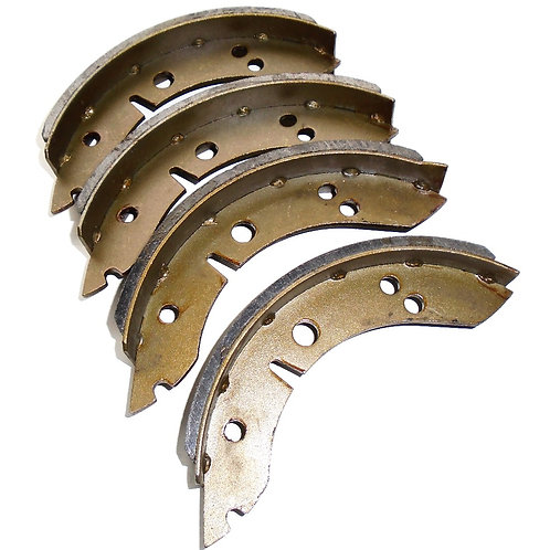 Rear Brake Shoes - Street - 948cc - Spridget