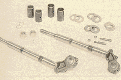 King Pin Kit - Disc Brake Cars - Spridget