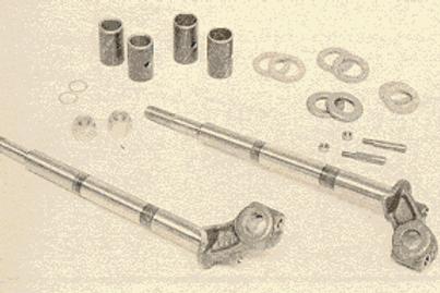 King Pin Kit - Disc Brake Cars - Spridget
