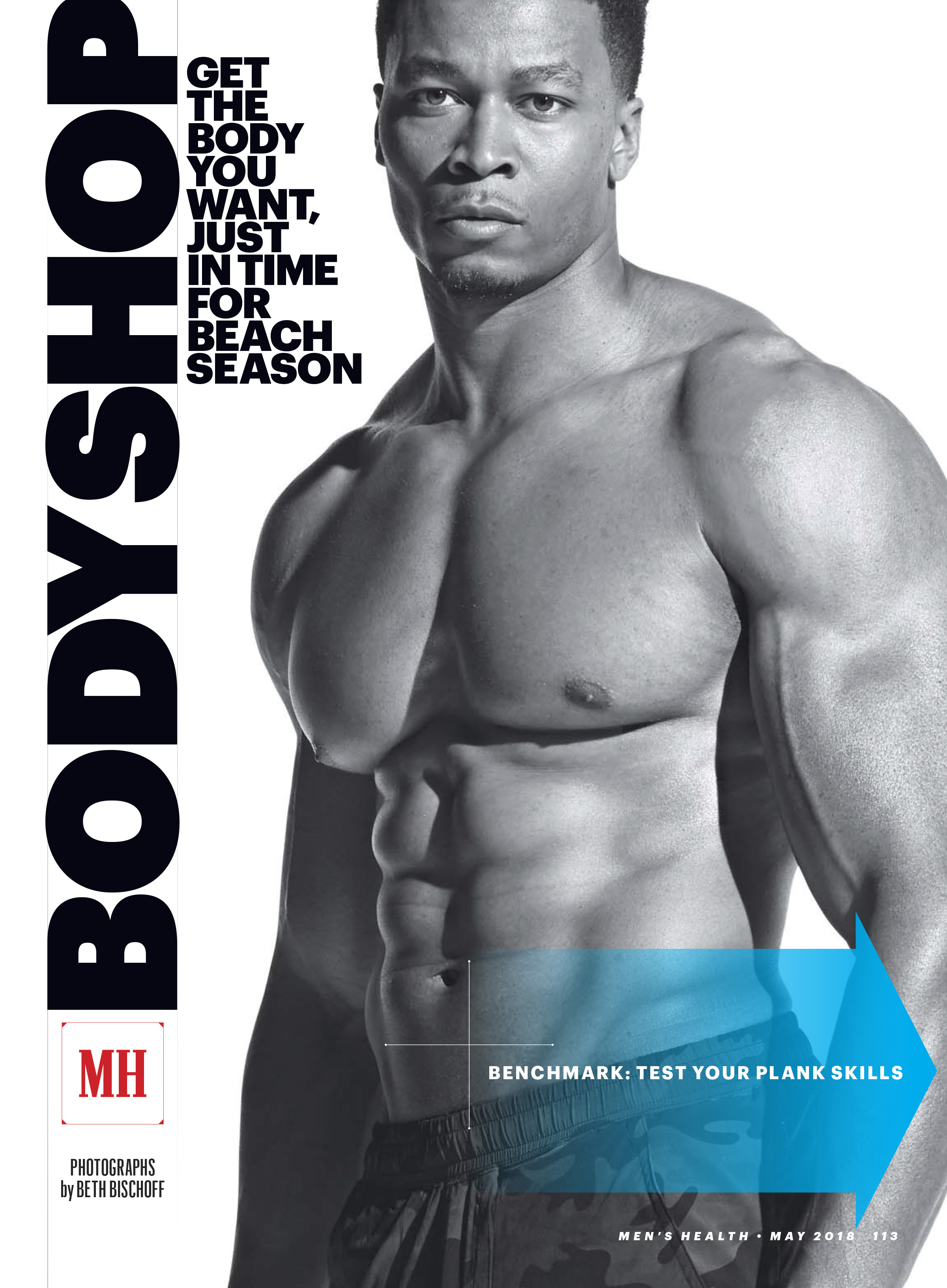 Men's Health Magazine - May 2018