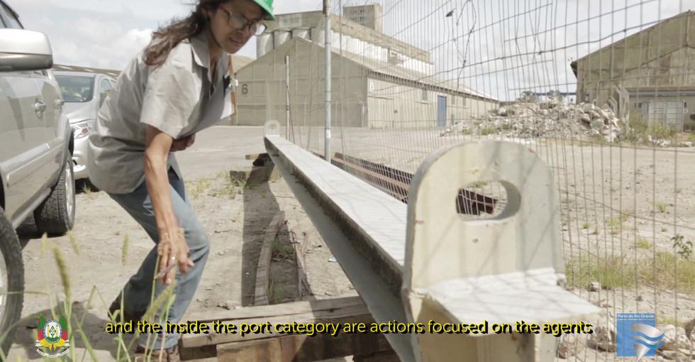 Video Institucional do Porto do Rio Gran