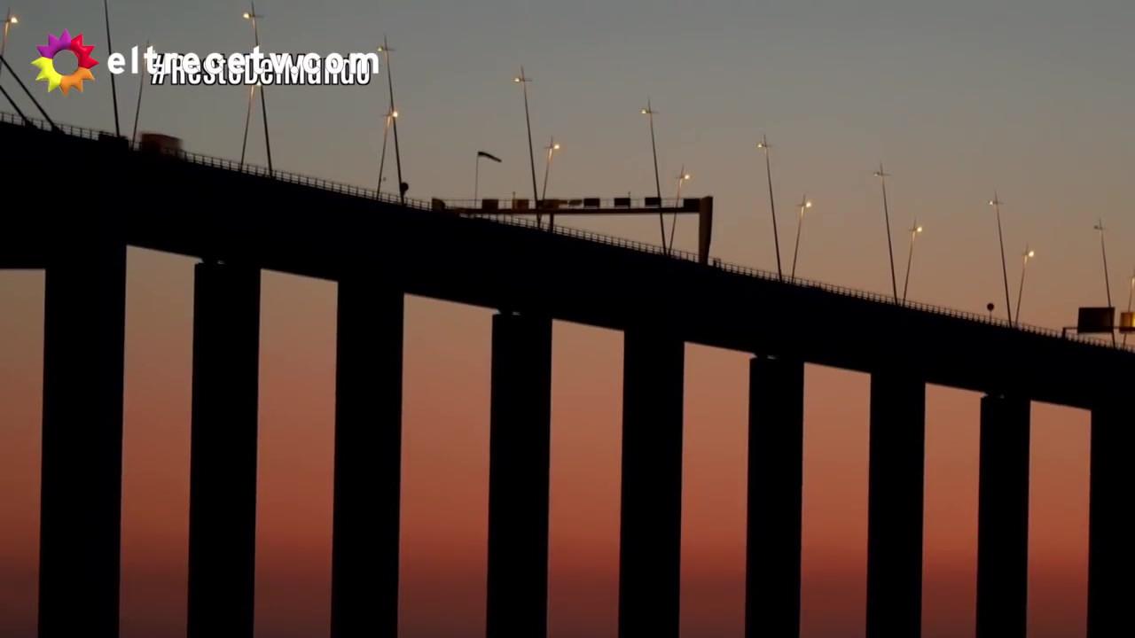 El puente de Vasco da Gama, el más largo