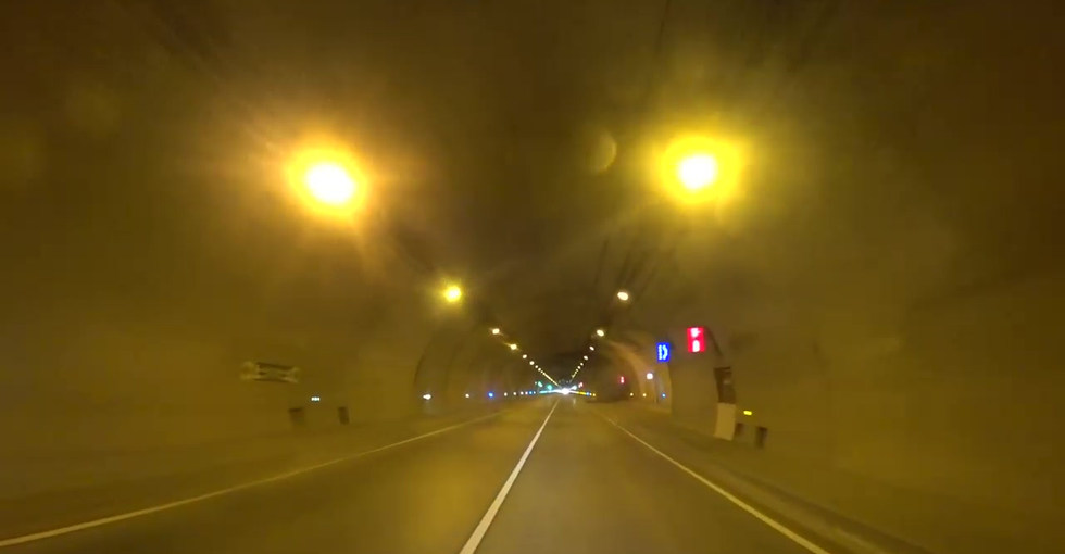 Túneles - Bogotá, Villavicencio