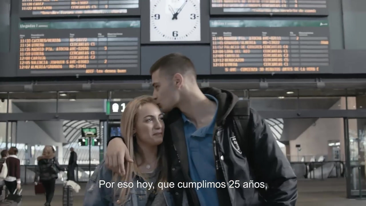 AVE. La alta velocidad española cumple 2