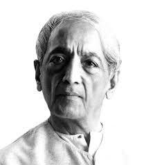 Jiddu Krišnamurti  I dalis
