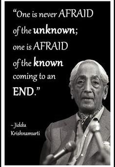 V Dalis - Padėties troškimai. Baimė ir totali baimė. Mastymo fragmentavimai. Baimės pabaiga.