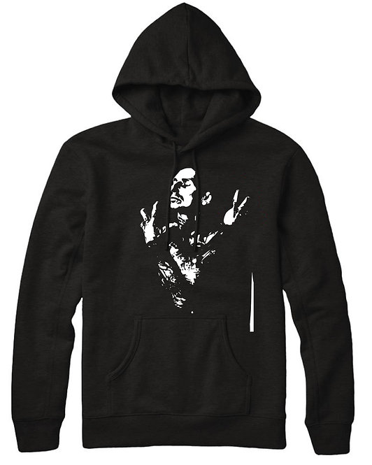 Indian Larry Hoodie by Timothy White