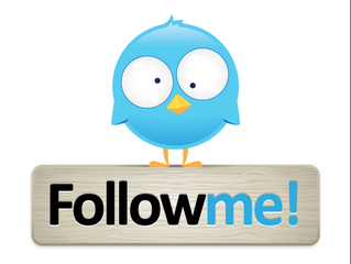 New Twitter Account
