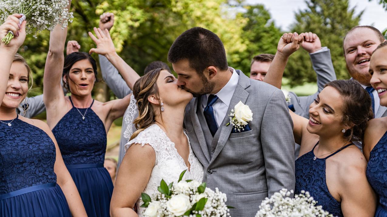 Jessica + Brenton | Wedding