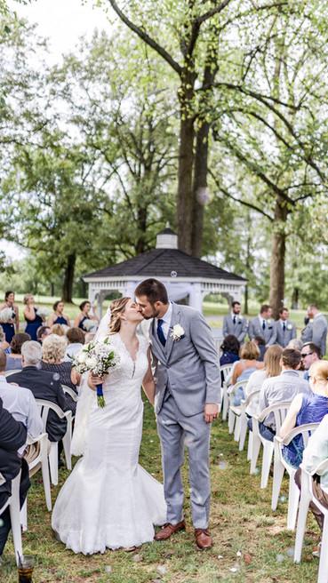 Jessica + Brenton   Wedding