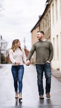 Emily + David | Engagement