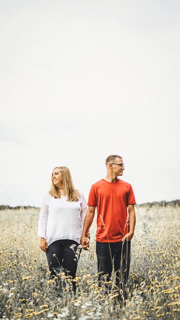 Alex + Brandon | Engagement