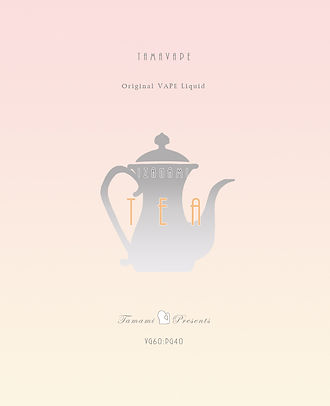 VAPEリキッド IZANAMI TEA
