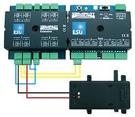 ESU SwitchPilot Devices for LGB 12010 EL
