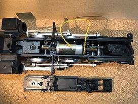 Mogul 2018D Modified Motor Block & Coate