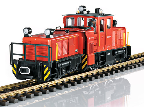 LGB 21670 Track Cleaning Locomotive - DC/DCC