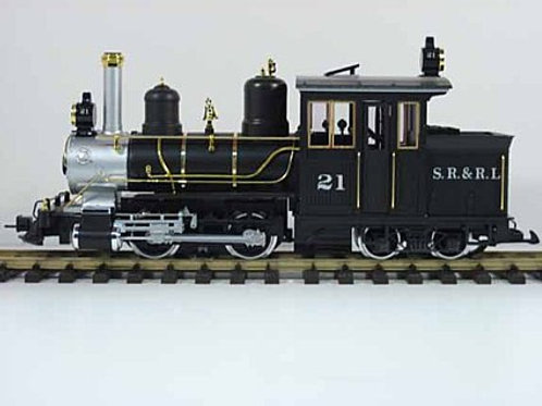 LGB 21251 Sandy River Forney Steam Locomotive
