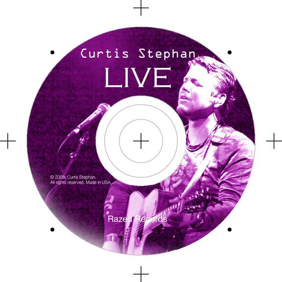 Curtis Stephan disc