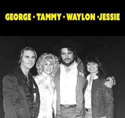 George Tammy Waylon Jessie