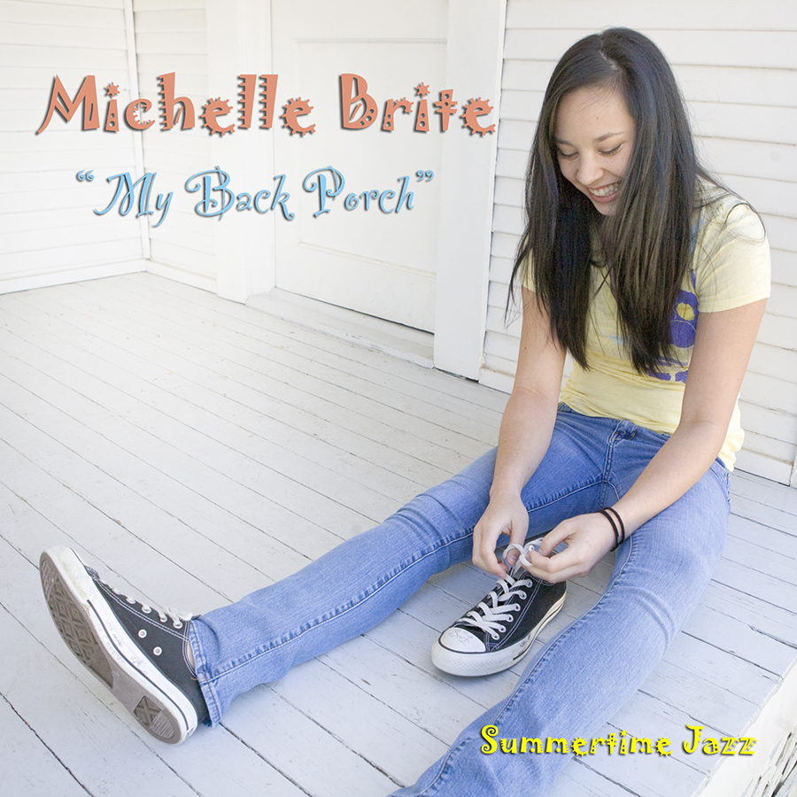 Michelle Bright CD Cover
