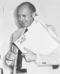 Henry Mancini for Vogue 1982