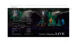 curtis stephan Live album art