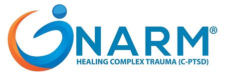 NARM logo - neuroaffective relational model  - healing  complex trauma
