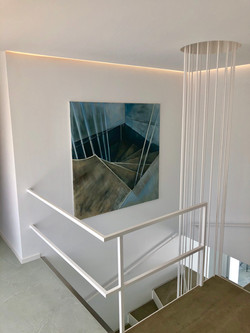 Staircase as artistic inspiration
