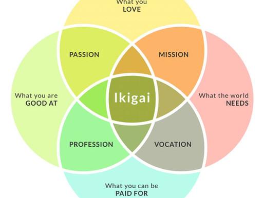 גישת ה-ikigai | תכלית החיים גם לאנשים לא רוחניים