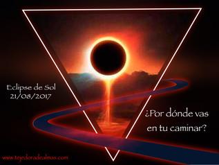 Eclipses, del 7 al 21, y antes y después...