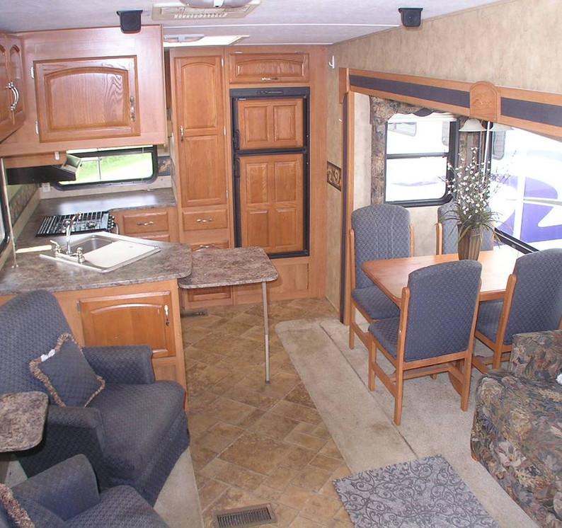2007 Keystone Cougar 292 RKS Travel Trailer RV