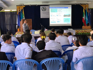 Very well attended Training of Customs Office on Myanmar on IP matters