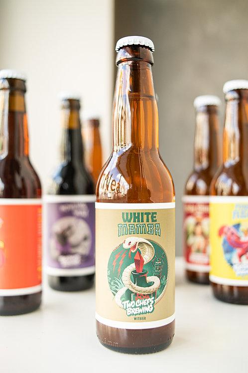 White Mamba - White beer 5.0%