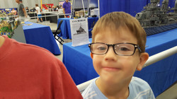 Nicholas at Lego Expo 2016!